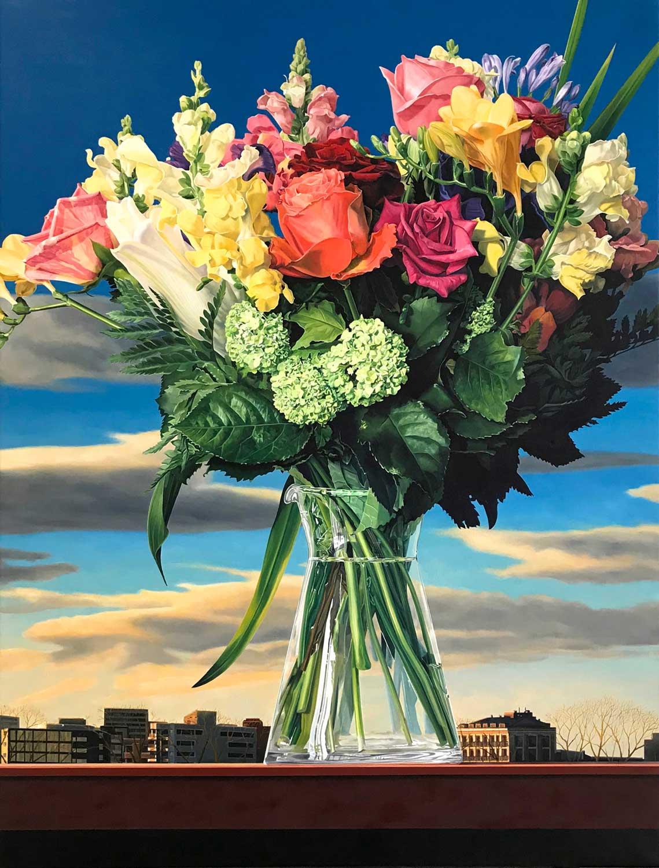 55 Summer in a vase