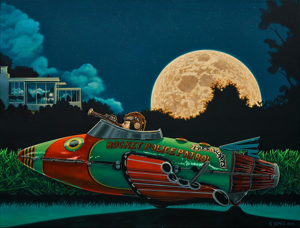 61 Moon Patrol