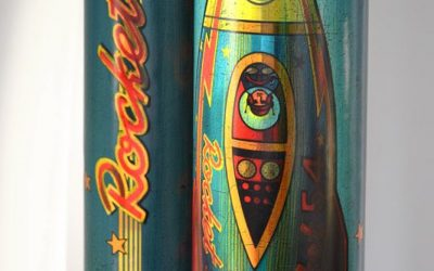 Rocket Man Packaging